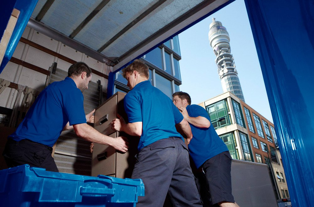 Safe Removals – Our Five-Step Plan for Business Relocations