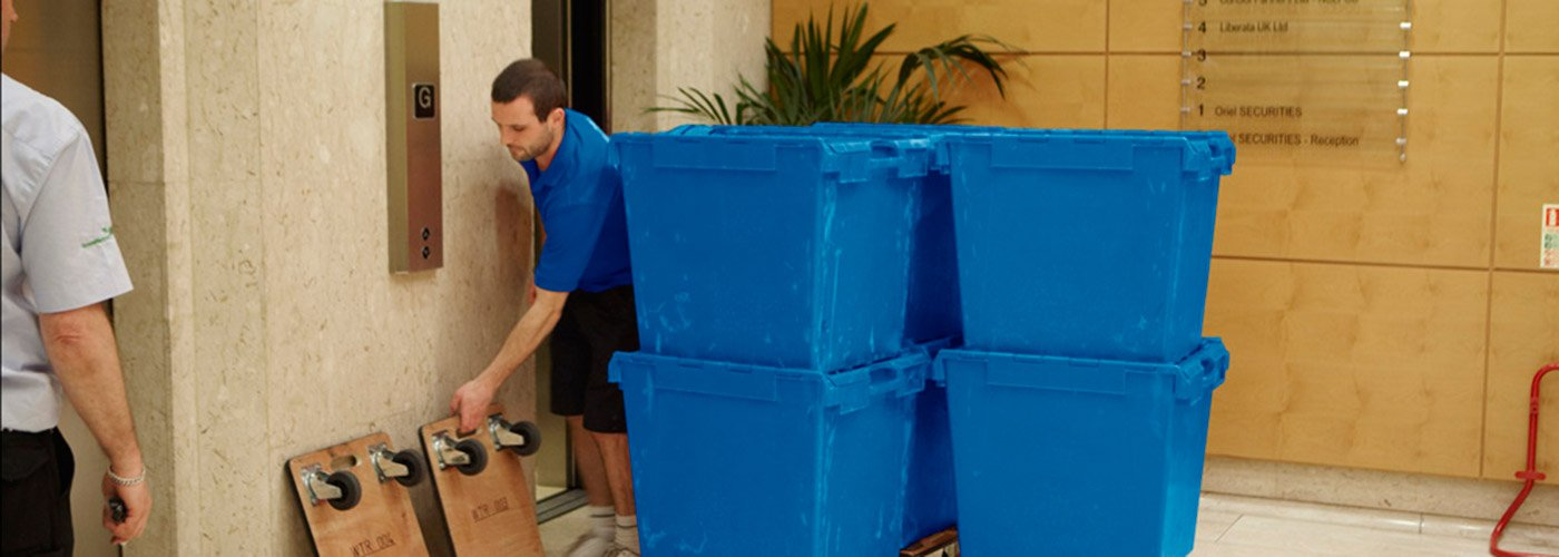 The Advantages of Hiring Crates for Removals and Storage in London